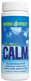 Natural Calm 8 oz Natural Vitality, Stress