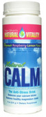 Natural Calm Lemon Raspberry 8 oz Natural Vitality, Stress