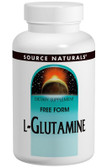 L-Glutamine Powder 1 lb, Source Naturals