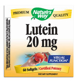 Lutein, 60 softgels, Nature's Way