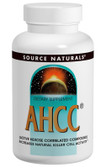 AHCC 500 mg with Bioperine 60 Caps, Source Naturals