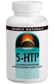 5-HTP 50 mg 120 Caps Source Naturals, Mood Support, Stress