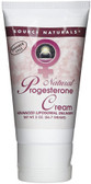 Progesterone Cream in Tube 2 oz tube, Source Naturals