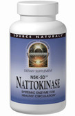 Nattokinase 60 Softgels Source Naturals, Circulation