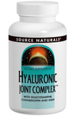 Hyaluronic Joint Complex 120 Tabs, Source Naturals