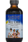 Well Child Echinacea-Elderberry Syrup 8 fl, Planetary Herbals