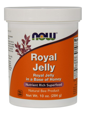 Royal Jelly 30000 mg 10 oz, Now Foods