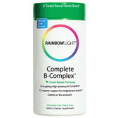 Complete B Complex 90 Tabs Rainbow Light