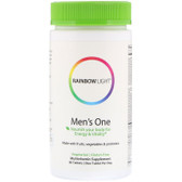 Men's One Multi 90 Tabs, Rainbow Light Vitamins