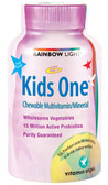 Kid's One MultiStars 30 Tabs Rainbow Light