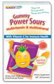 Gummy Power Sours Multivitamin 30 Packets, Rainbow Light
