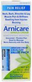 Arnica Cream 2.5 oz, Boiron, Joints & Muscle Pain