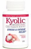 Kyolic Formula 101, Stress & Fatigue 100 Capsules