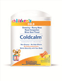 Children's Coldcalm Pellets 2 Doses, Boiron, Nasal Congestion