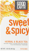 Good Earth Teas Sweet & Spicy 18 Bags