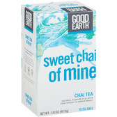Good Earth Teas Sweet Chai of Mine 18 Bags