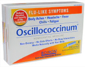 Oscillococcinum 6 Dose, Boiron, Homeopathic Flu Remedy