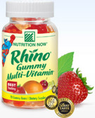 Rhino Gummy Bear Vitamins 70 ct Nutrition Now
