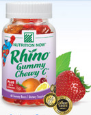 Rhino Gummy Chewy C 60 ct Nutrition Now