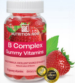 B Complex Gummy Vitamin 70 ct Nutrition Now