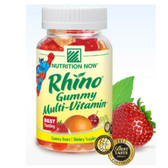Rhino Gummy Bear Vitamins 190 ct Nutrition Now
