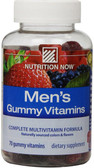 Men's Gummy Vitamin 70 Chews, Nutrition Now Multivitamin