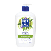 Moisturizer Olive & Aloe 16 oz Kiss My Face, Sensitive Skin