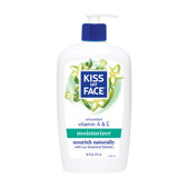 Moisturizer Vitamin A & E 16 oz, Kiss My Face