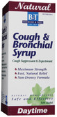 Cough & Bronchial Syrup  4 oz, Boericke and Tafel
