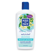 Shower Gel Early To Bed 16 oz, Kiss My Face