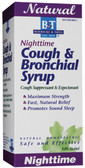 Nighttime Cough & Bronchial Syrup  4 oz, Boericke and Tafel