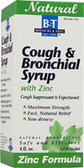 Cough & Bronchial Syrup Zinc 4 oz, Boericke and Tafel