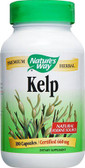 Kelp 180 Caps Nature's Way, Natural, Thyroid Function