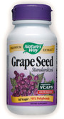 Grape Seed Extract 60 vcaps, Nature's Way, Healthy Skin