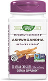 Ashwagandha Extract, 60 Caps, Nature's Way