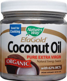 Nature's Way Coconut Oil Extra Virgin Organic 16 oz