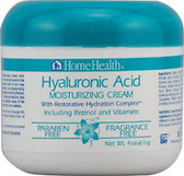 Hyaluronic Acid Cream 4 oz, Home Health