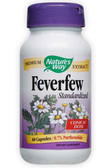 Feverfew Standardized 60 Caps Nature's Way, Migraines