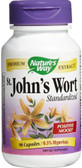 St. John's Wort 0.3% Hypericin, 90 Caps, Nature's Way