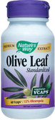 Olive Leaf Standardized Extract, 60 caps, Nature's Way