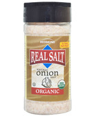 Redmond Trading Organic Onion Salt 8.25 oz