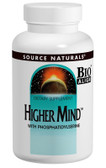 Higher Mind 120 Tabs, Source Naturals