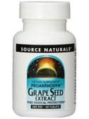 Grape Seed Extract Proanthodyn 200 mg 60 Tabs Source Naturals