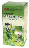 Premium Bulk Green Tea 4.23 oz, Uncle Lee's Tea