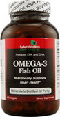 Omega 3 Fish Oil 100 softgels, Futurebiotics