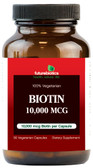 Biotin 10000 mcg 90 VCaps, Futurebiotics