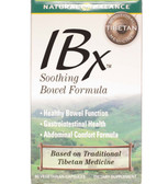 IBx Soothing Bowel Formula 60 ct Natural Balance