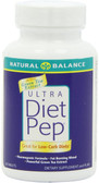 Ultra Diet Pep Green Tea 60 Tabs Natural Balance