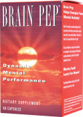 Brain Pep 60 ct Natural Balance