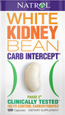 White Kidney Bean Carb Intercept Phase 2 120 Caps Natrol, Weight Loss